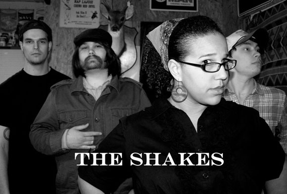 Before Alabama Shakes, they were The Shakes
