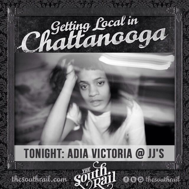 Catch AdiaVictoria TONIGHT at JJs Bohemia! httpwwwthesouthrailcom?p4942 JJsBohemia Chattanooga CHAhellip